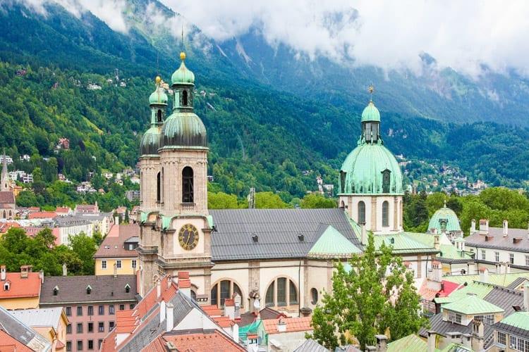 De Dom in Innsbruck