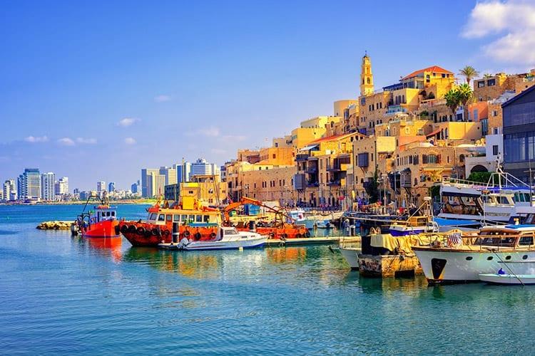 Tel Aviv stedentrip