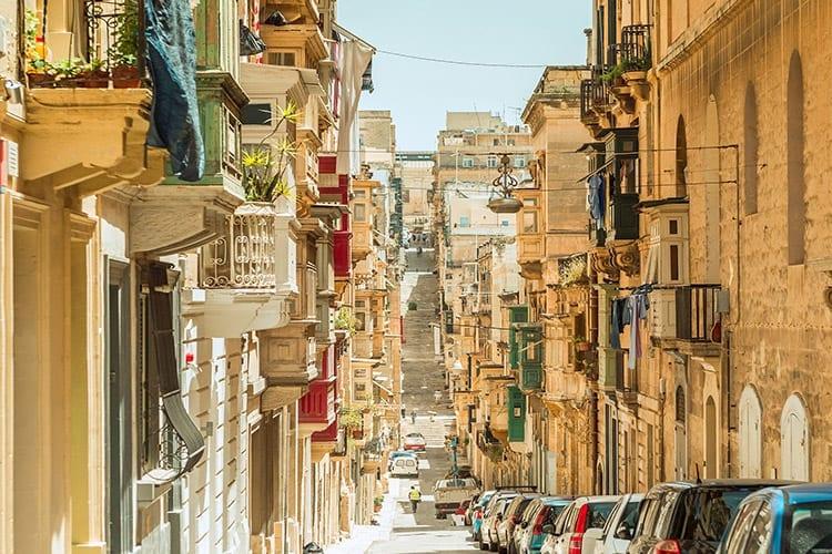 Valetta stedentrip