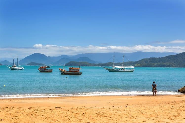 Brazilië, Florianopolis, Praia Mole