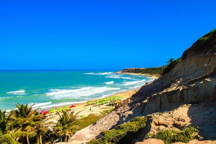 Brazilië, Praia Pipa
