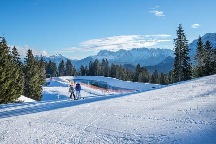 Duitsland, Winterberg, Garmisch Partenkirchen