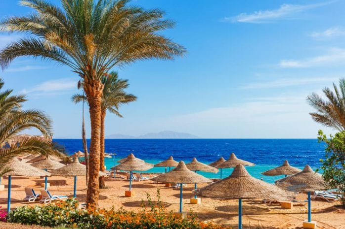 Egypte, Sharm el Sheikh