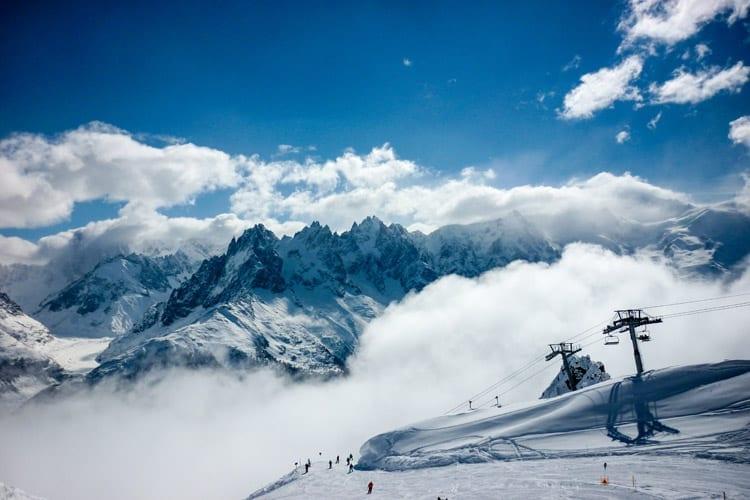 Frankrijk, Chamonix