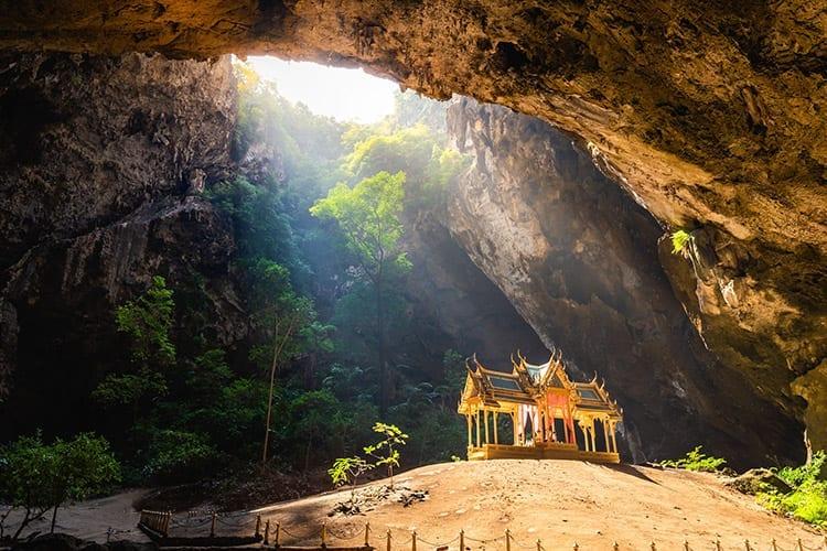 Phraya Nakhon grot in het Khao Sam Roi Yot National Park