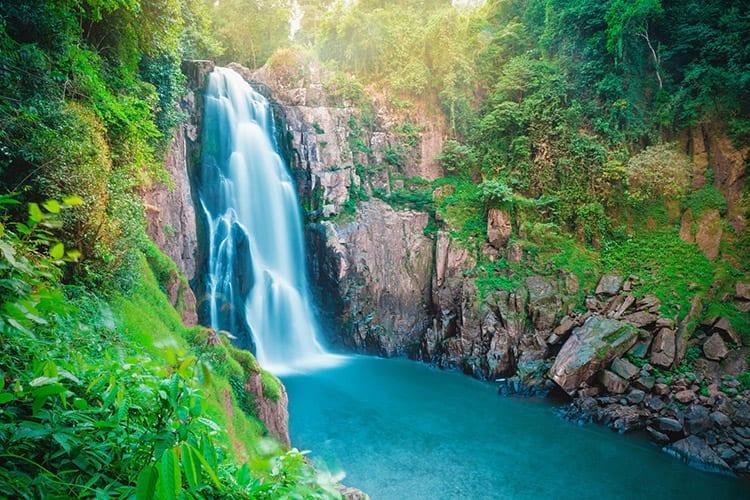 Haew Narok waterval, Khao Yai National Park