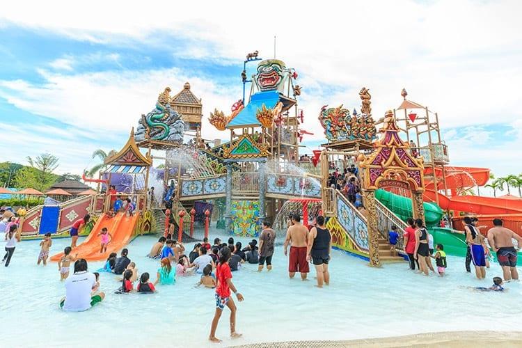Ramayana Waterpark, Pattaya