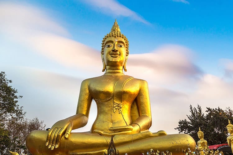 Wat Phra Yai, Pattaya
