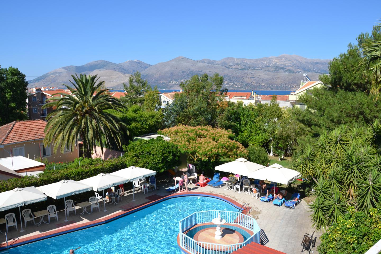 Griekenland, Kefalonia, Hotel La Cité