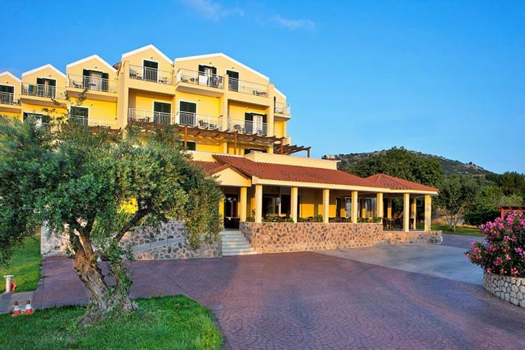Griekenland, Kefalonia, Lassi Hotel