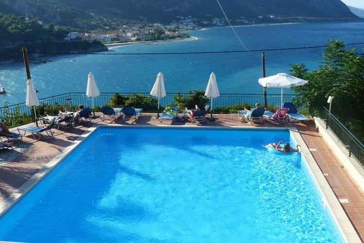 Griekenland, Kefaloni, Oceanis Hotel