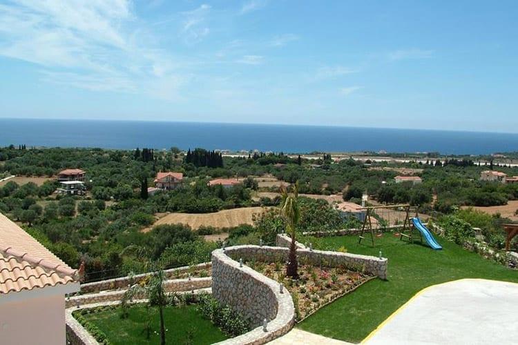 Griekenland, Kefalonia, Sarantos Pool Suites