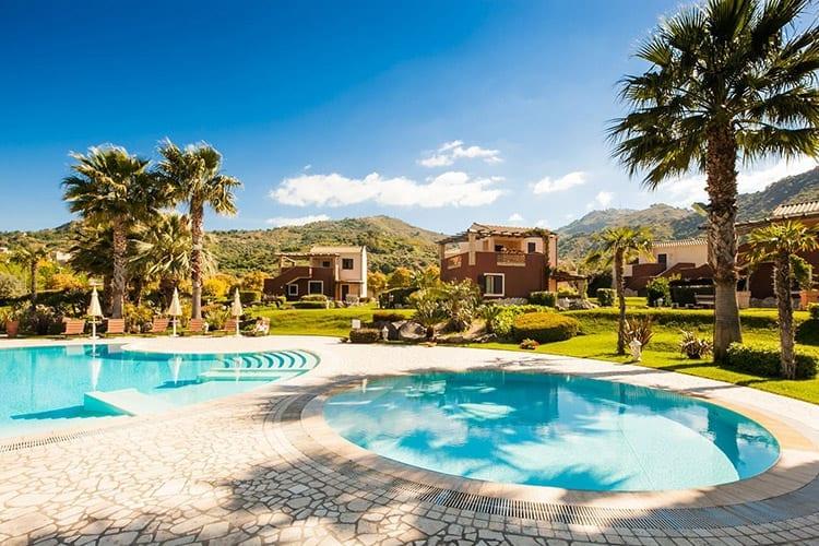 Alcantara Resort, Sicilië