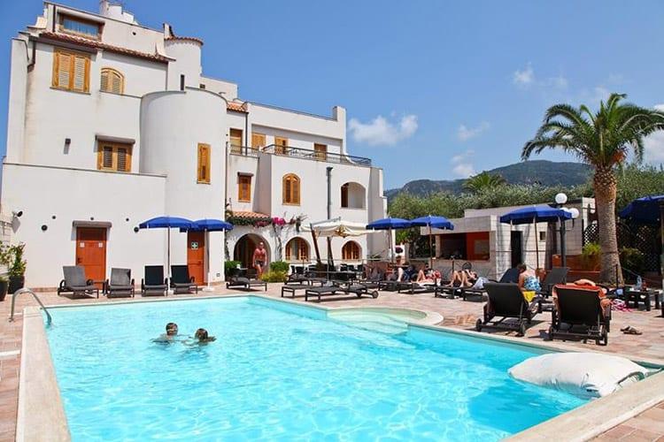 Hotel Baia del Capitano, Sicilië