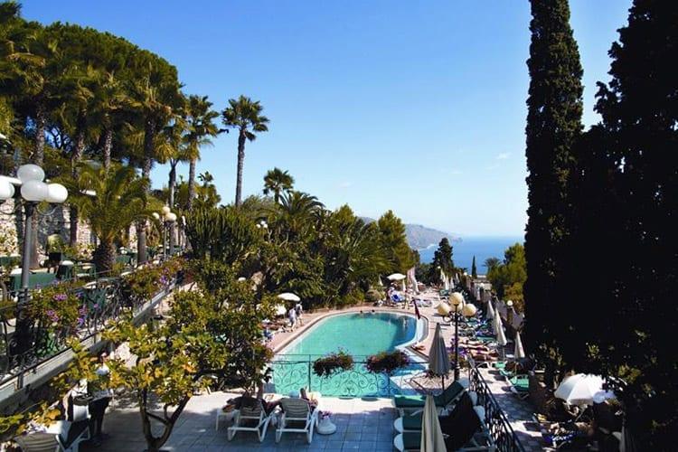 Hotel Ariston, Sicilië