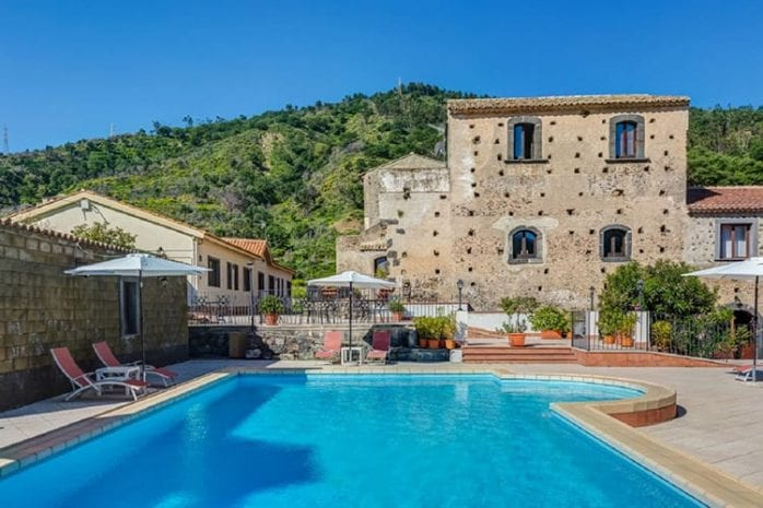 Il Borgo Country Resort, Sicilië