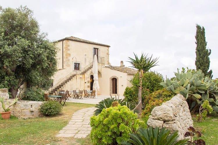 Vakantieboerderij Pozzo Di Mazza, Sicilië