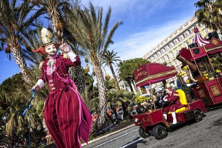 Carnaval, Nice, Frankrijk