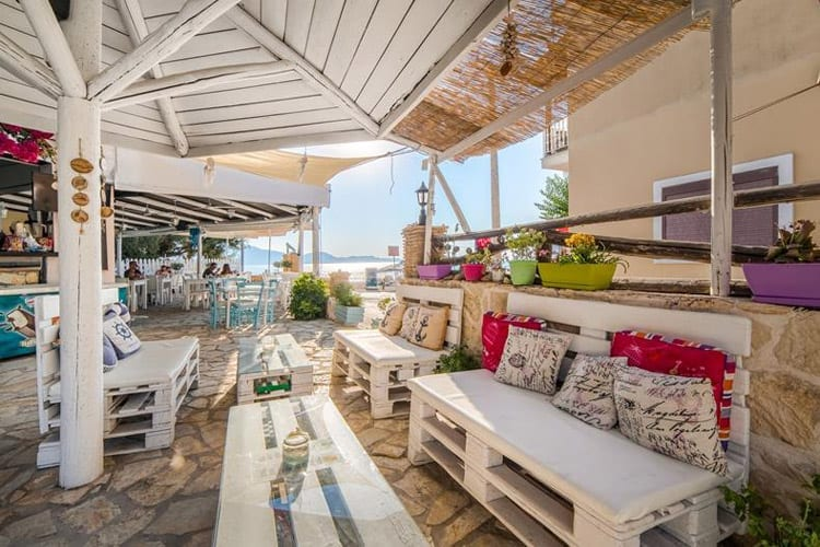 Zakytnthos, Agios Sostis, Pierros Appartementen