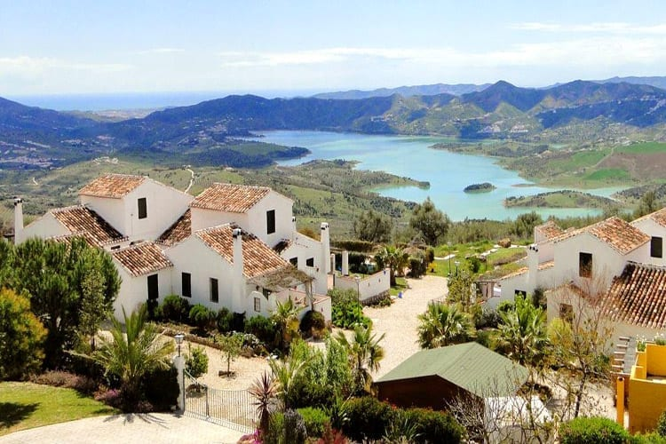 Andalusië, Periana, Cantueso Cottages