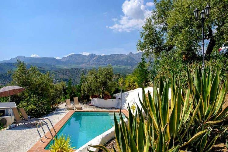 Andalusië, Riogordo, Finca Gordo