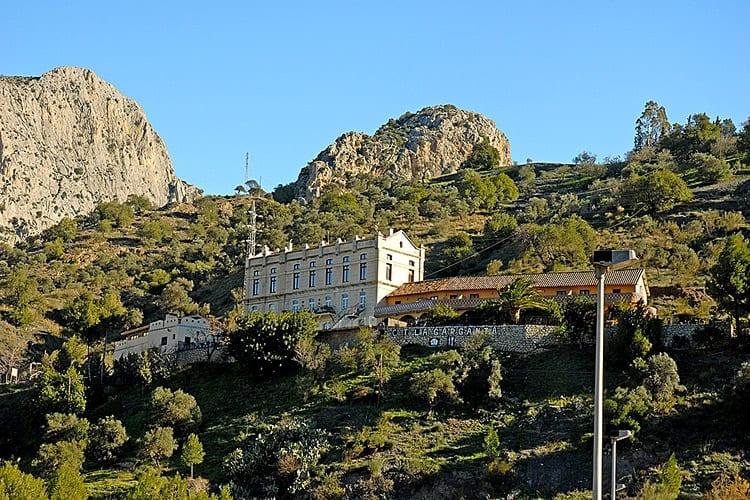 Andalusië, Barriada El Chorro, La Garganta