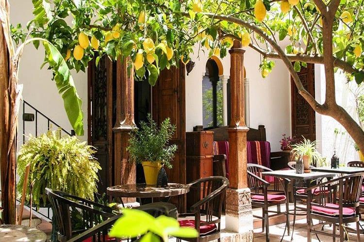 Andalusië, Ojén, La Posada del Angel