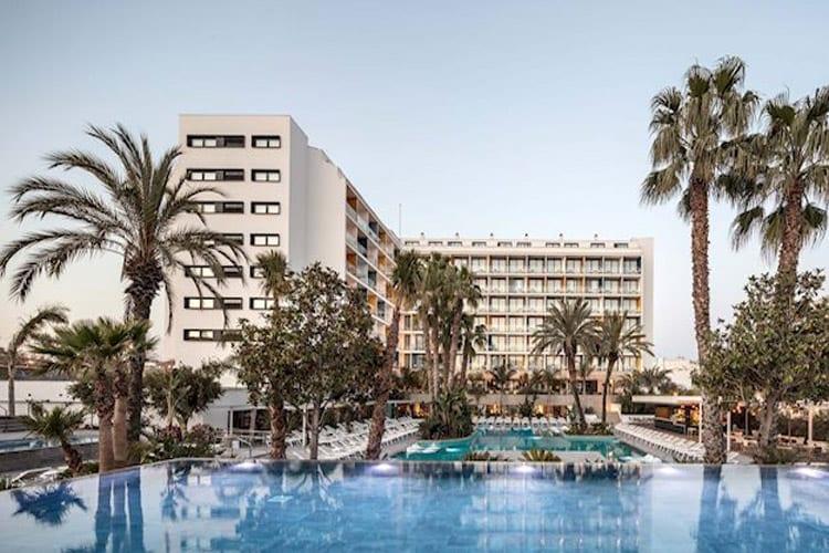 Spanje, Costa Brava, Malgrat de Mar, Aqua Hotel Silhouette & Spa