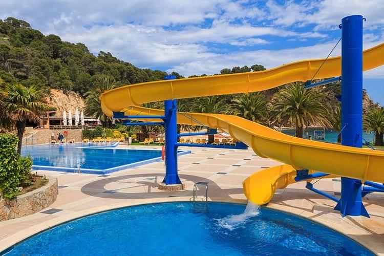 Spanje, Costa Brava, Tossa de Mar, Arenas Resort Giverola