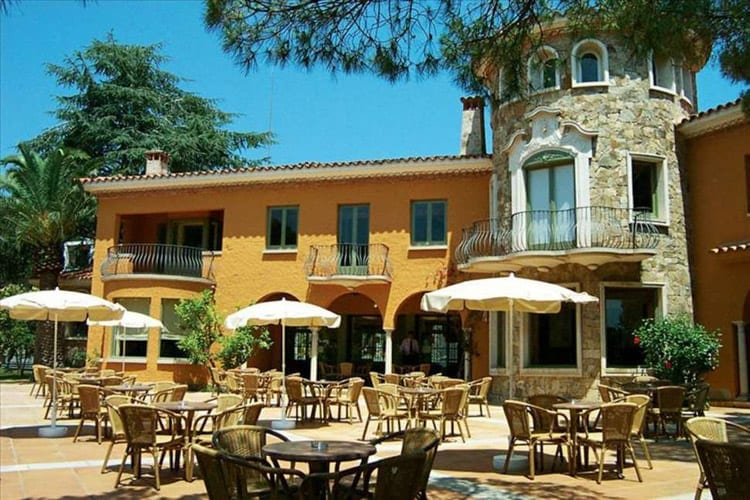Spanje, Costa Brava, Playa D'Aro, Aparthotel Ciutat de Palol