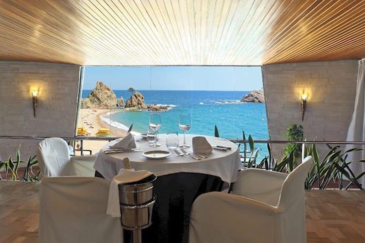Spanje, Costa Brava, Tossa de Mar, Gran hotel Reymar