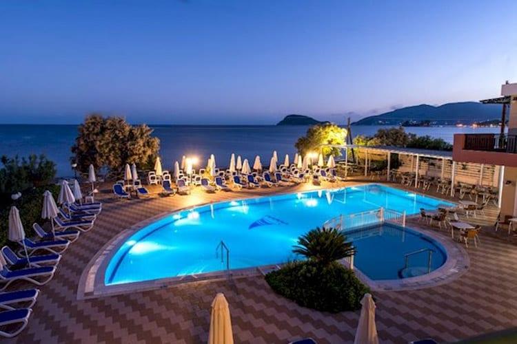 Zakynthos, Laganas, Mediterranean Beach Resort