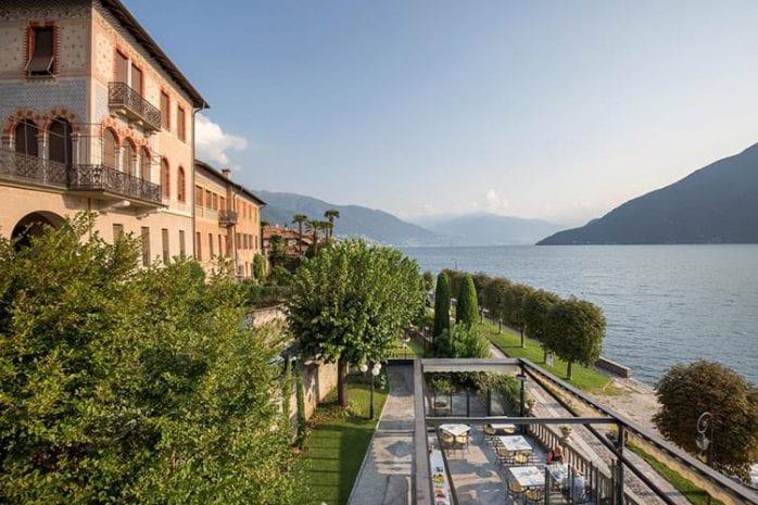 Villa Maria Hotel, Lago Maggiore