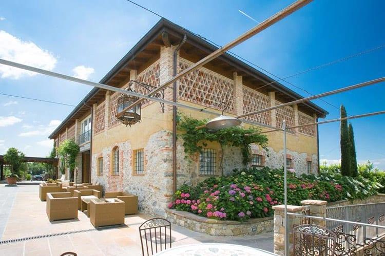 Peschiera del Garda, Hotel Le Ali del Frassino