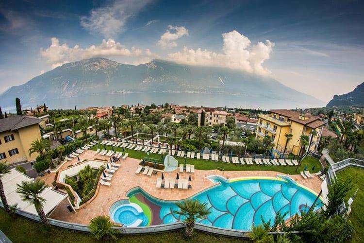 Limone sul Garda, Hotel Royal Village