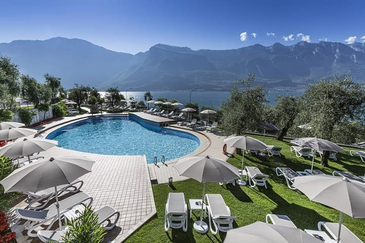 Limone sul Garda, Hotel Atilius