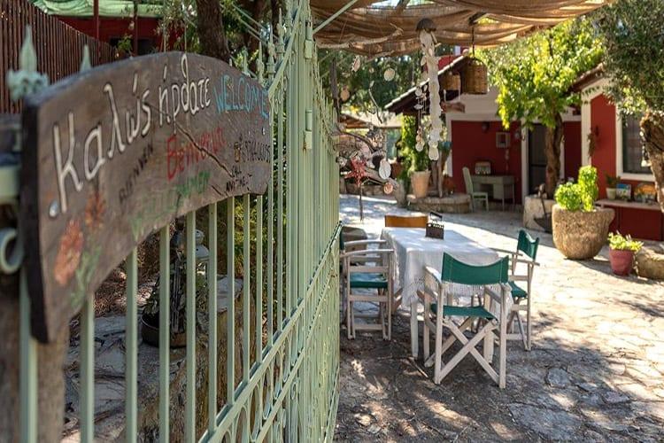 Zakynthos, Psarou, Ilyessa Cottages