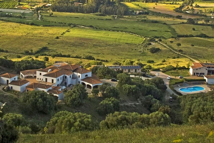 Agriturismo Su Vrau, Sardinië