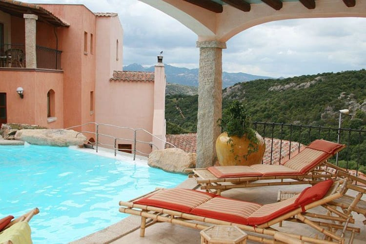 Hotel Arathena, Sardinië
