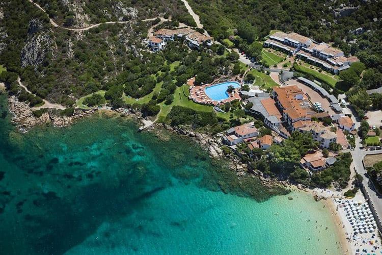 Hotel La Bisaccia, Sardinië