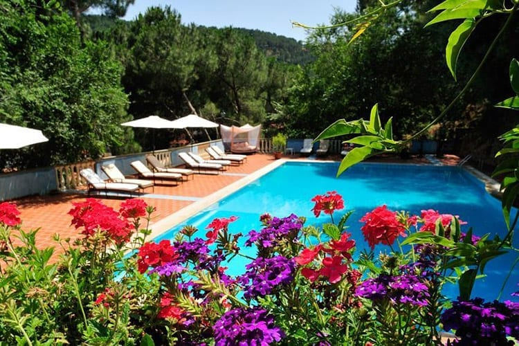 Hotel Su Lithu, Sardinië