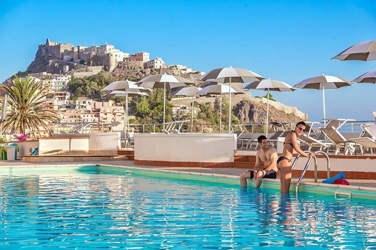Pedraladda Hotel, Sardinië