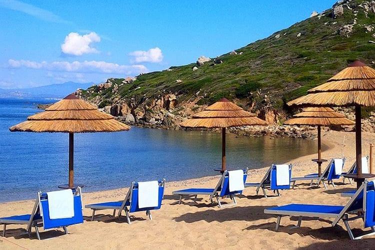 Residence Punta Falcone, Sardinië