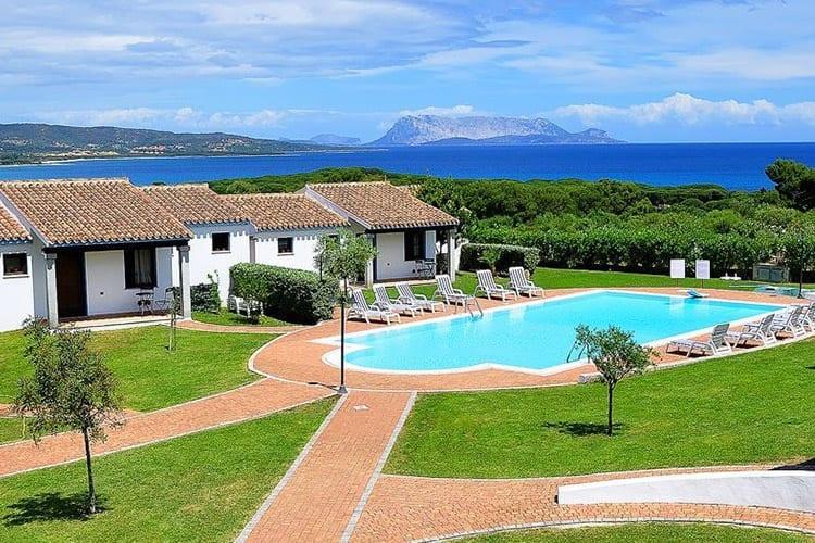 Sa Prata Resort, Sardinië