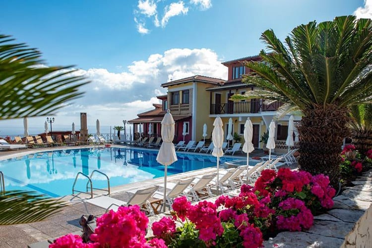 Zakynthos, Vassilikos, Sea View Village