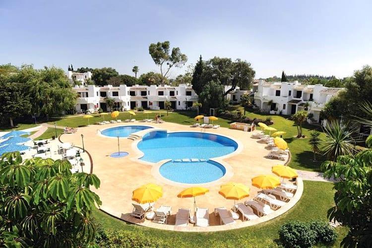 Algarve, Albufeira, Clube Garden Village