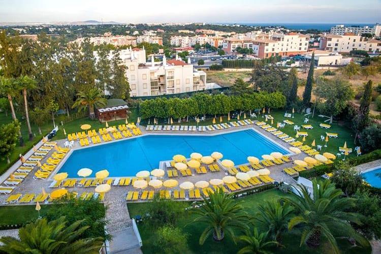 Algarve, Albufeira, Vila Petra