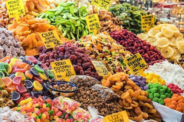 Istanbul, Grand Bazaar