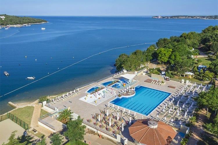 Lanterna Premium Camping Resort, Kroatië