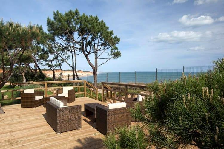 Algarve, Olhos d'Agua, Hotel Blue Falesia